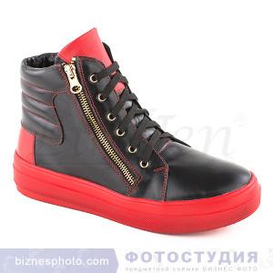 фотоснимок ботинки женские